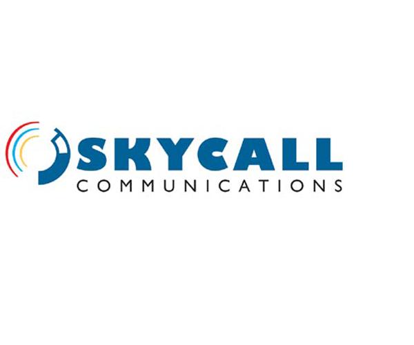 SkyCall Communications Logo