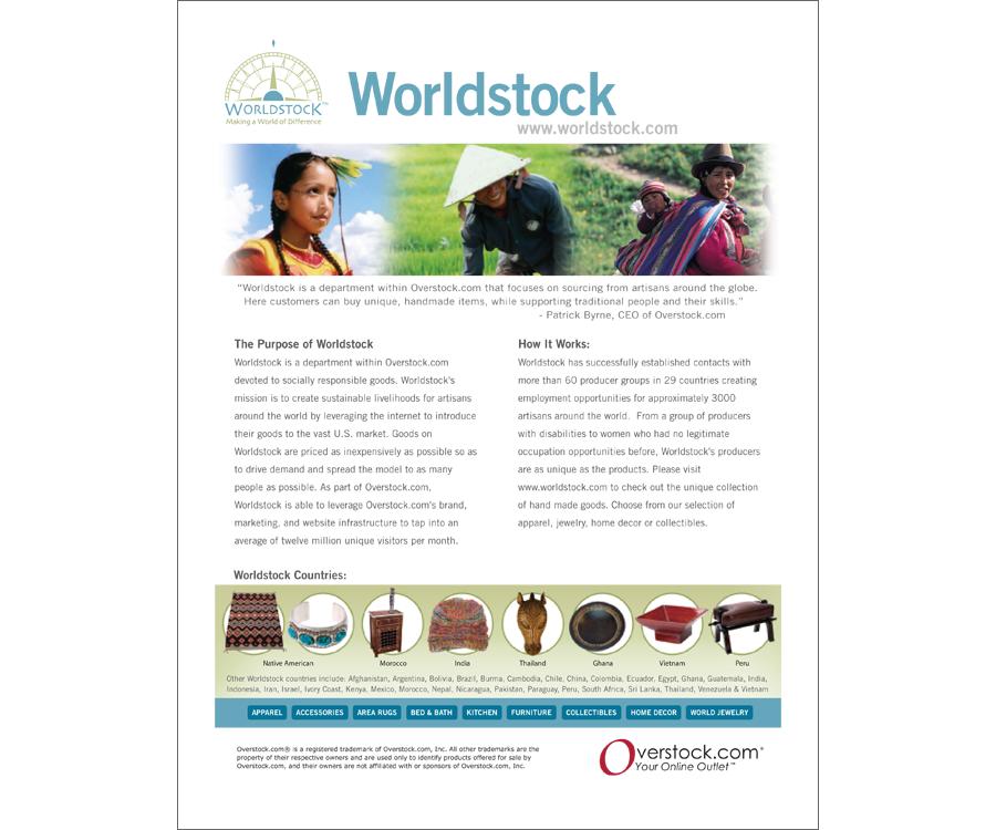 Worldstock Flyer