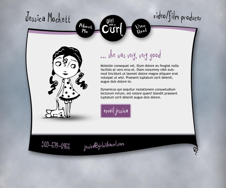 Jessica Mockett Website